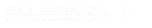 Speir-Logo-White Speir Innovations Solar Installation Service in South and Central Texas