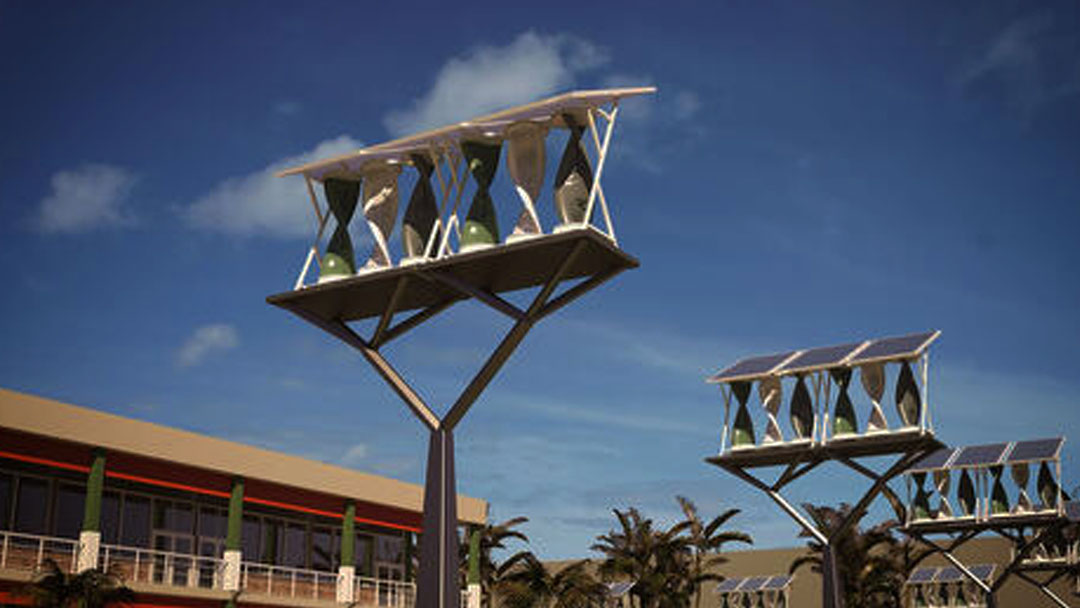 TriHelix Wind and Solar Power most efficient renewable energy system pic15